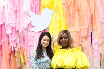 Jeanine Mason Twitter's #SheInspiresMe Brunch During SXSW At #TwitterHouse On March 8, 2019 In Austin, Texas