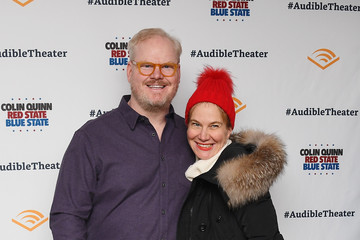 Jeannie Gaffigan 'Colin Quinn: Red State Blue State' Opening Night