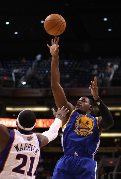 Jeff Adrien - Golden State Warriors v Phoenix Suns