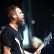 Jeff Ament Big Day Out Festival Held in Auckland