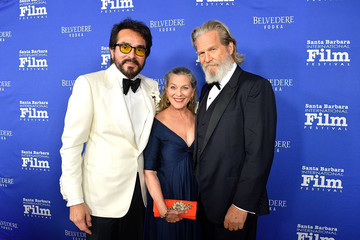 Jeff Bridges Santa Barbara International Film Festival Honors Judi Dench With Annual Kirk Douglas Award For Excellence in Film - Arrivals