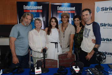 Jeff Bridges SiriusXM's Entertainment Weekly Radio Channel Broadcasts From Comic-Con 2014