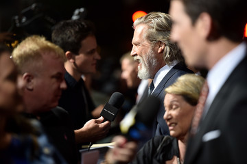 Jeff Bridges Premiere of Columbia Pictures' 'Only the Brave' - Red Carpet