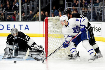 Jeff Carter Toronto Maple Leafs v Los Angeles Kings