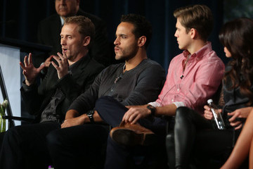 Jeff Eastin 2013 Winter TCA Tour - Day 4