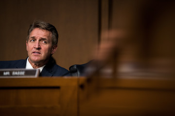 Jeff Flake Senate Judiciary Committee Holds Hearing on Firearms Accessory Regulation and Enforcing Background Checks