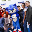 Jeff Fowler Sonic The Hedgehog Family Day Event - Red Carpet
