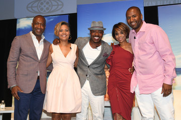 Jeff Friday ABFF 2017 - 'GIRLS TRIP' Anatomy of a Scene Panel With Regina Hall, Will Packer and Malcolm D. Lee