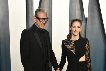Jeff Goldblum 2020 Vanity Fair Oscar Party Hosted By Radhika Jones - Arrivals