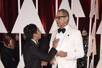 Jeff Goldblum Arrivals at the 87th Annual Academy Awards — Part 3