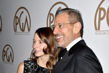 Jeff Goldblum 26th Annual Producers Guild Of America Awards - Red Carpet