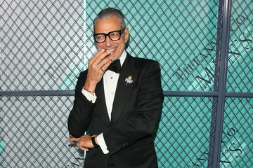 Jeff Goldblum Tiffany & Co. Celebrates Launch Of New Tiffany Men's Collections