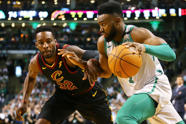 check out 6dfd4 c97be Jeff Green Photos Photos - Cleveland Cavaliers v Boston ...