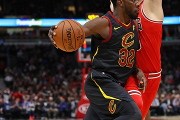 Jeff Green Cleveland Cavaliers v Chicago Bulls