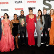 Jeff Hirsch STARZ POWER Season 6 Red Carpet And Premiere Event At Madison Square Garden
