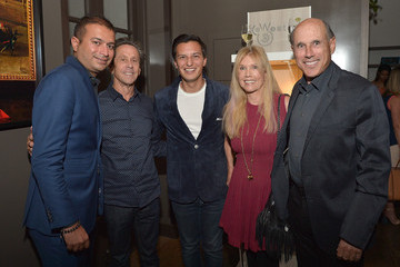 Jeff Hyland Westime and Zaccapa Rum Celebrate Brian Grazer's Haute Living Cover