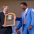 Jeff Idelson Baseball Hall of Fame Induction Ceremony