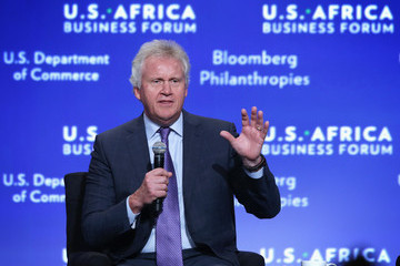 Jeff Immelt Africa Leaders Summit Continues
