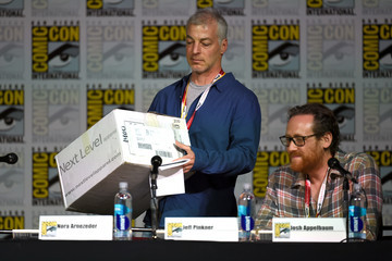 """Jeff Pinkner Comic-Con International 2015 - 'Extant,' """"Limitless,' 'Scorpion,' 'Under The Dome' and 'Zoo'"""