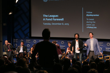Jeff Schaffer PaleyLive - 'The League': A Fond Farewell
