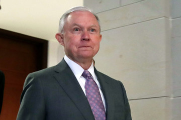 Jeff Sessions Jeff Sessions Interviewed By House Intelligence Cmte on Russia Investigation