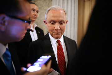 Jeff Sessions Senate Votes on Confirmation of Jeff Sessions to Be Attorney General