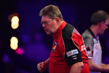 Jeff Smith BDO Lakeside World Professional Darts Championships - Day Five