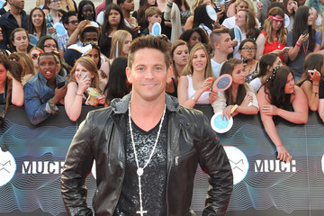 Jeff Timmons Press Room at the MuchMusic Video Awards
