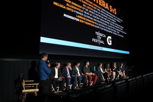 Premiere Of Docu-Series 'Cantera 5v5' During The Tribeca TV Festival
