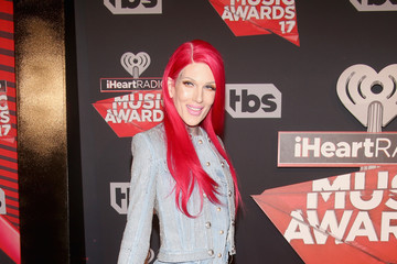 Jeffree Star iHeartRadio Music Awards - Red Carpet Arrivals