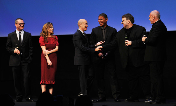 Vanity Fair International Award for Cinematic Excellence Presentation - The 7th Rome Film Festival