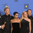 Jeffrey Nordling 75th Annual Golden Globe Awards - Press Room