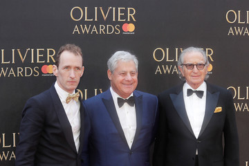 Jeffrey Seller The Olivier Awards With Mastercard - Red Carpet Arrivals