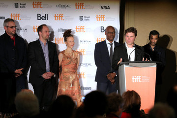 Jeffrey St. Jules TIFF Awards Brunch - 2014 Toronto International Film Festival