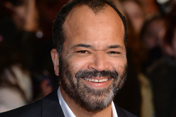 Jeffrey Wright 'The Hunger Games: Mockingjay Part 1' Premiere