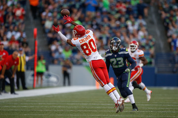 Jehu Chesson Kansas City Chiefs v Seattle Seahawks