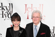 """Leslie Bricusse attends the Broadway opening night of """"Jekyll & Hyde The Musical"""" at the Marquis Theatre on April 18, 2013 in New York City."""