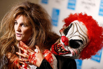 Jemima Khan UNICEF Halloween Ball - Arrivals