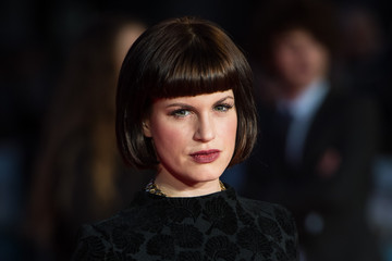 Jemima Rooper 'One Chance' Premieres in London