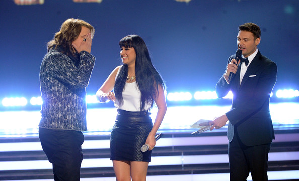 American Idol' stars Jena Irene and Caleb do North Farmington High ...