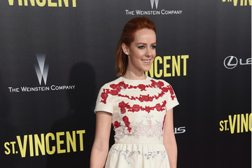 Jena Malone 'St. Vincent' Premieres in NYC