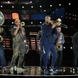 Jenard Andrews 62nd Annual GRAMMY Awards -Rehearsals Day 2