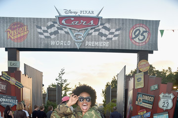 Jenifer Lewis The World Premiere of Disney/Pixar's 'Cars 3'