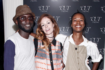 Jenke Ahmed Tailly New York Magazine's The Cut: Launch Event