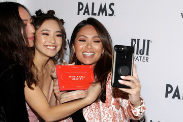 Jenn Im The 2018 #REVOLVEAWARDS With FIJI Water