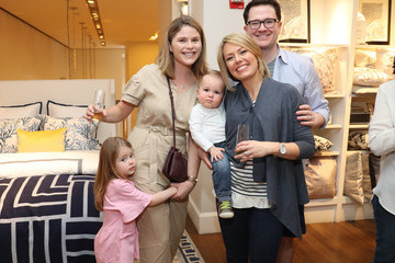 Jenna Bush Hager Dylan Dreyer Book Launch, Siriously Delicious By Siri Daly