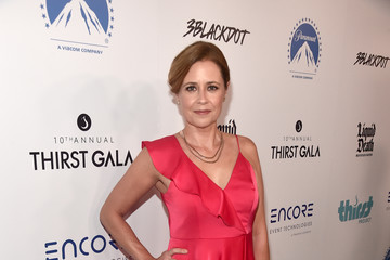 Jenna Fischer Thirst Project 10th Annual Thirst Gala - Arrivals