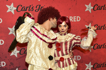 Jenna Johnson Stars Attend Just Jared's 7th Annual Halloween Party