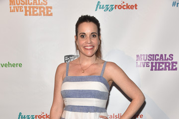 Jenna Leigh Green 2015 New York Musical Theatre Festival Opening Night