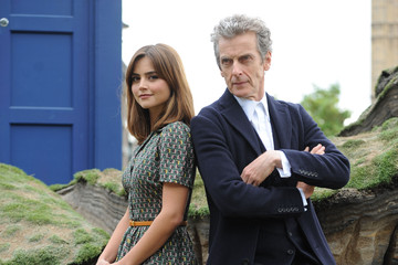 Jenna-Louise Coleman 'Doctor Who' Photo Call in London